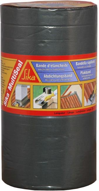 Bande Adhesive D Etancheite Sika Multiseal L 3 X L 0 225 M 1159 G M Leroy Merlin