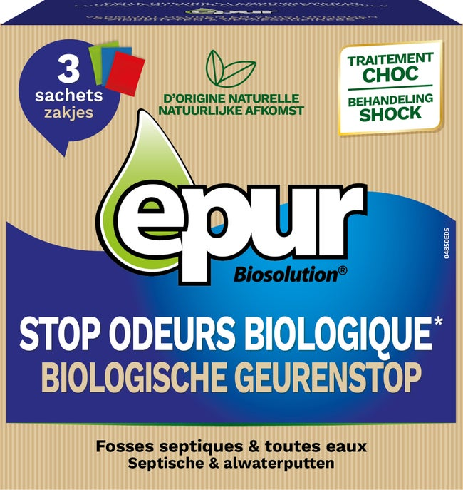 Stop Odeurs Pour Canalisation Epur
