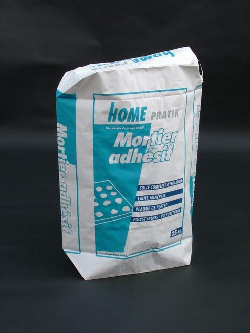 Mortier Adhesif Pm 1 Home Pratik 25 Kg Leroy Merlin