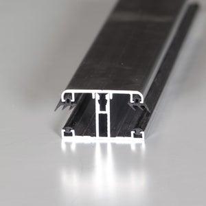 Profile Aluminium Porteur Pour Plaque Polycarbonate Au Meilleur Prix Leroy Merlin