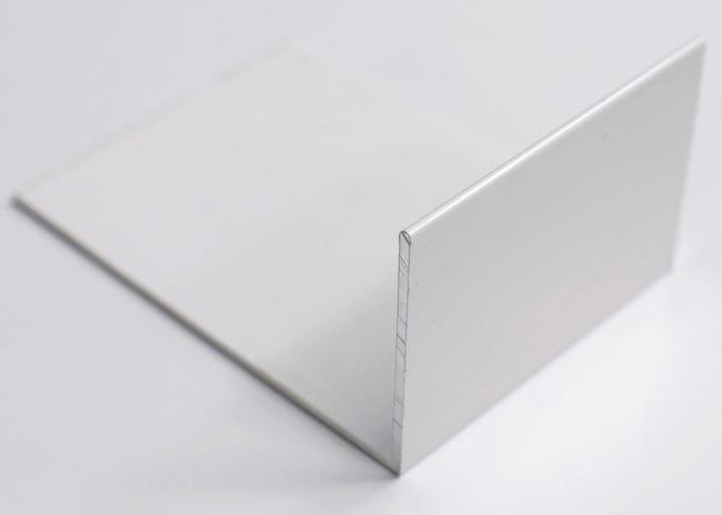 Lot De 5 Arret Plaques Pour Jonction 16 32 Mm Blanc Laque L 0 1 M Leroy Merlin