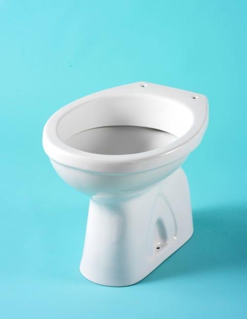 cuvette wc seule sortie verticale indépendante  leroy merlin