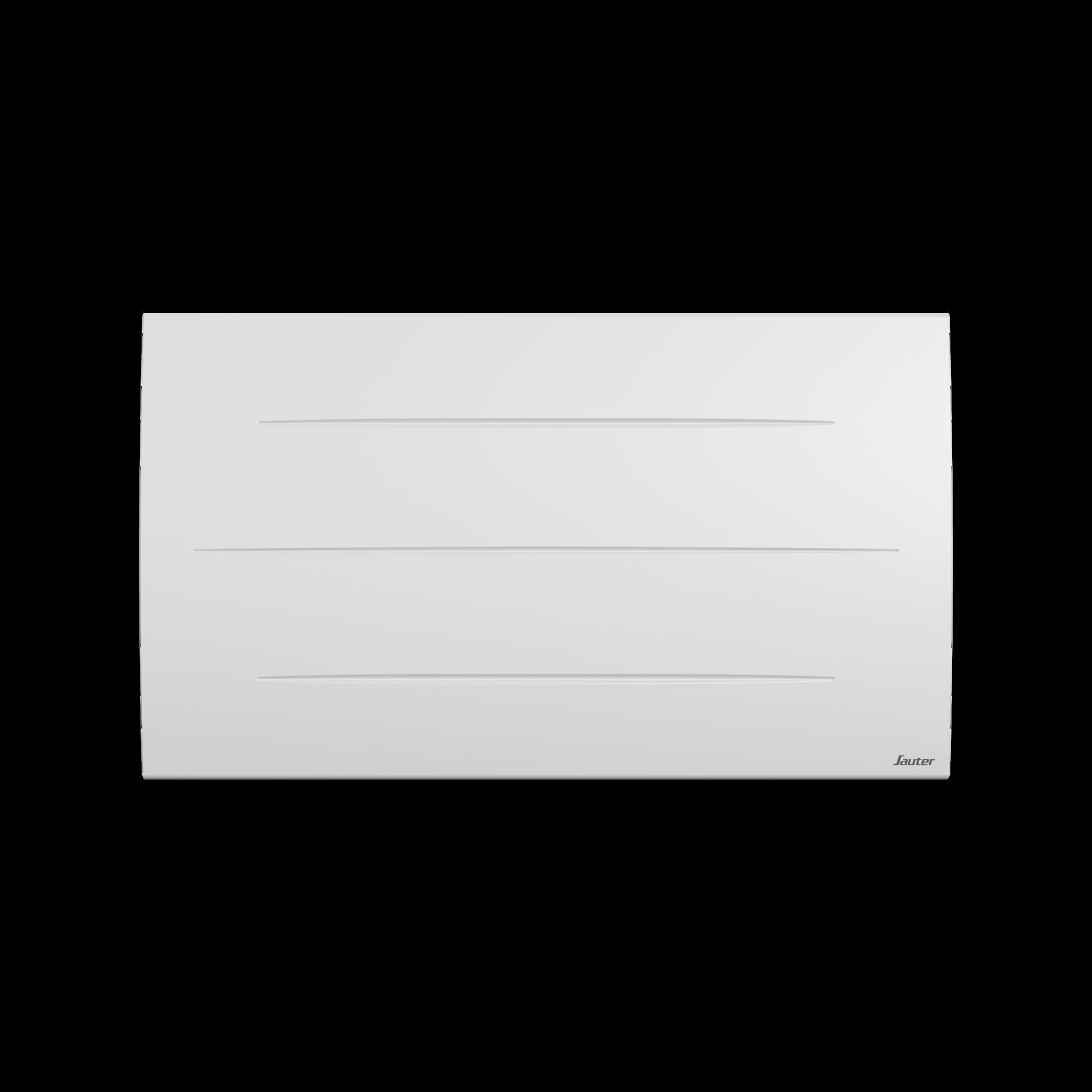 Radiateur Electrique A Inertie Seche 1500 W Sauter Sibayak Horizontal Blanc Leroy Merlin