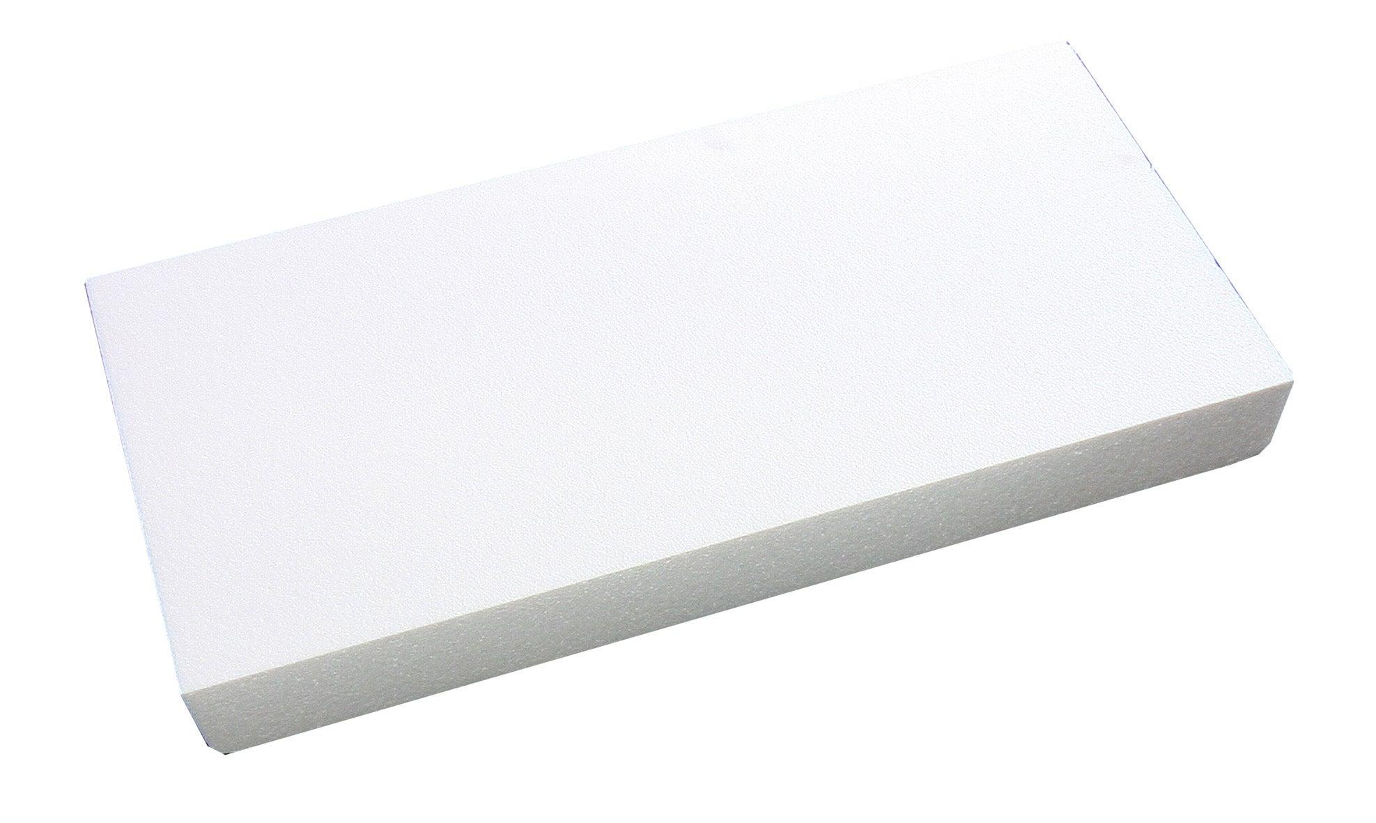 Polystyrene Expanse Pour Iso Thermique Par L Ext Prb 1 2x0 6m Ep 60mm Leroy Merlin