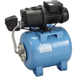 Image : Surpresseur automatique FLOTEC Waterpress 1000, débit max. 3300 L/h