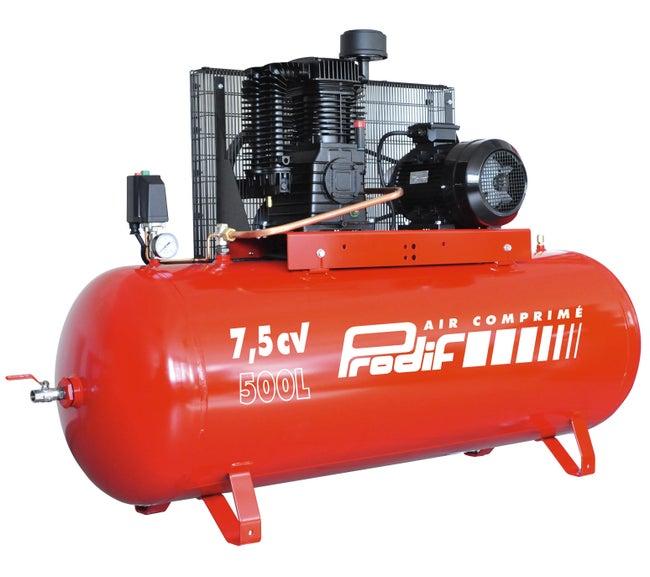 Compresseur Datelier Prodif 500 L 75 Cv