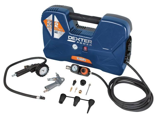 Compresseur De Loisirs Dexter Power 2 L 15 Cv Ac2m 230 V