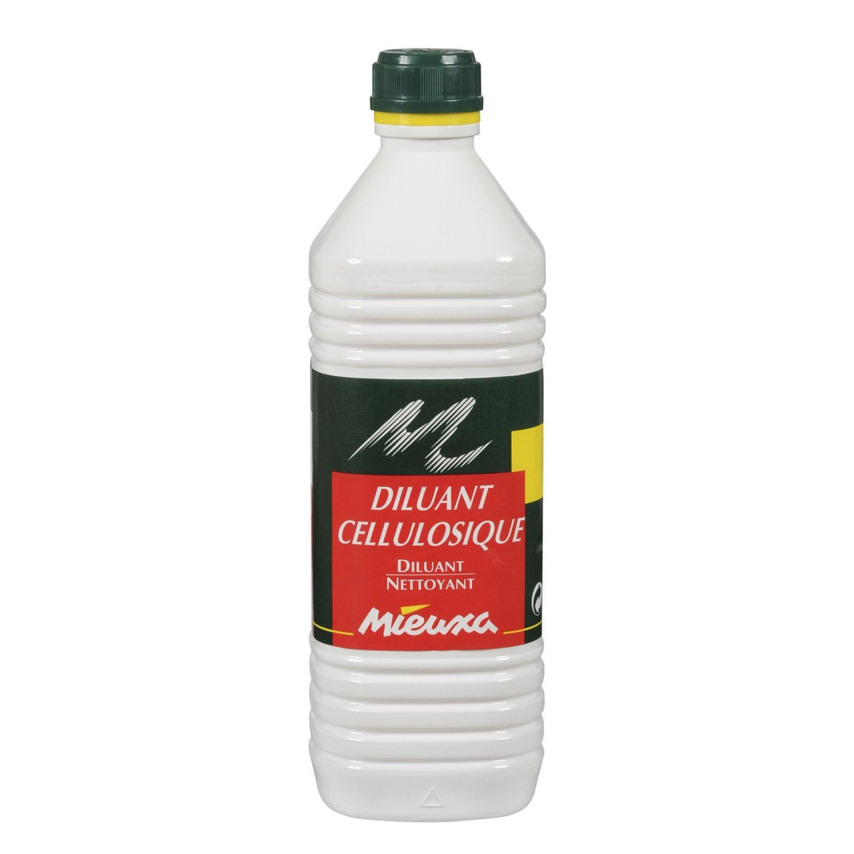 Diluant cellulosique MIEUXA, 1 l
