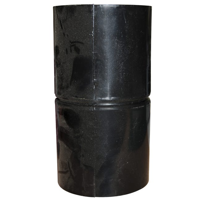 Manchon Tpc Noir Diam 40 Mm L 0 085 M Leroy Merlin