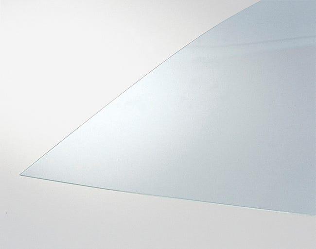 Plaque Polystyrene 5 Mm Transparente Lisse L 200 X 100 Cm Leroy Merlin