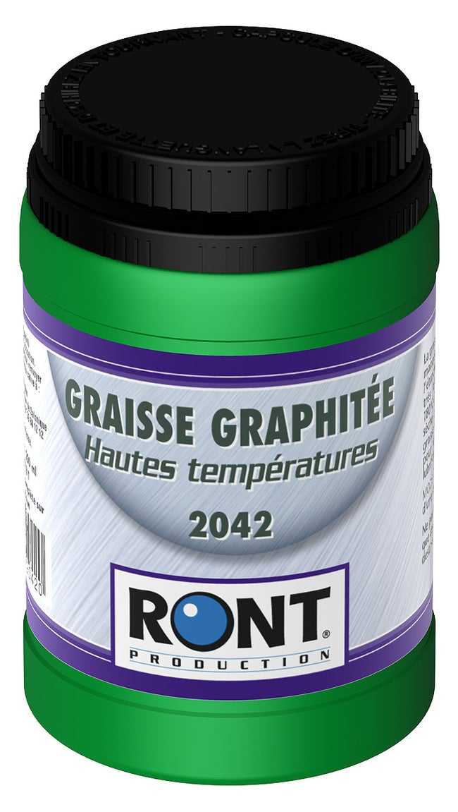 Graisse Graphitée En Pot 200 G Ront Production