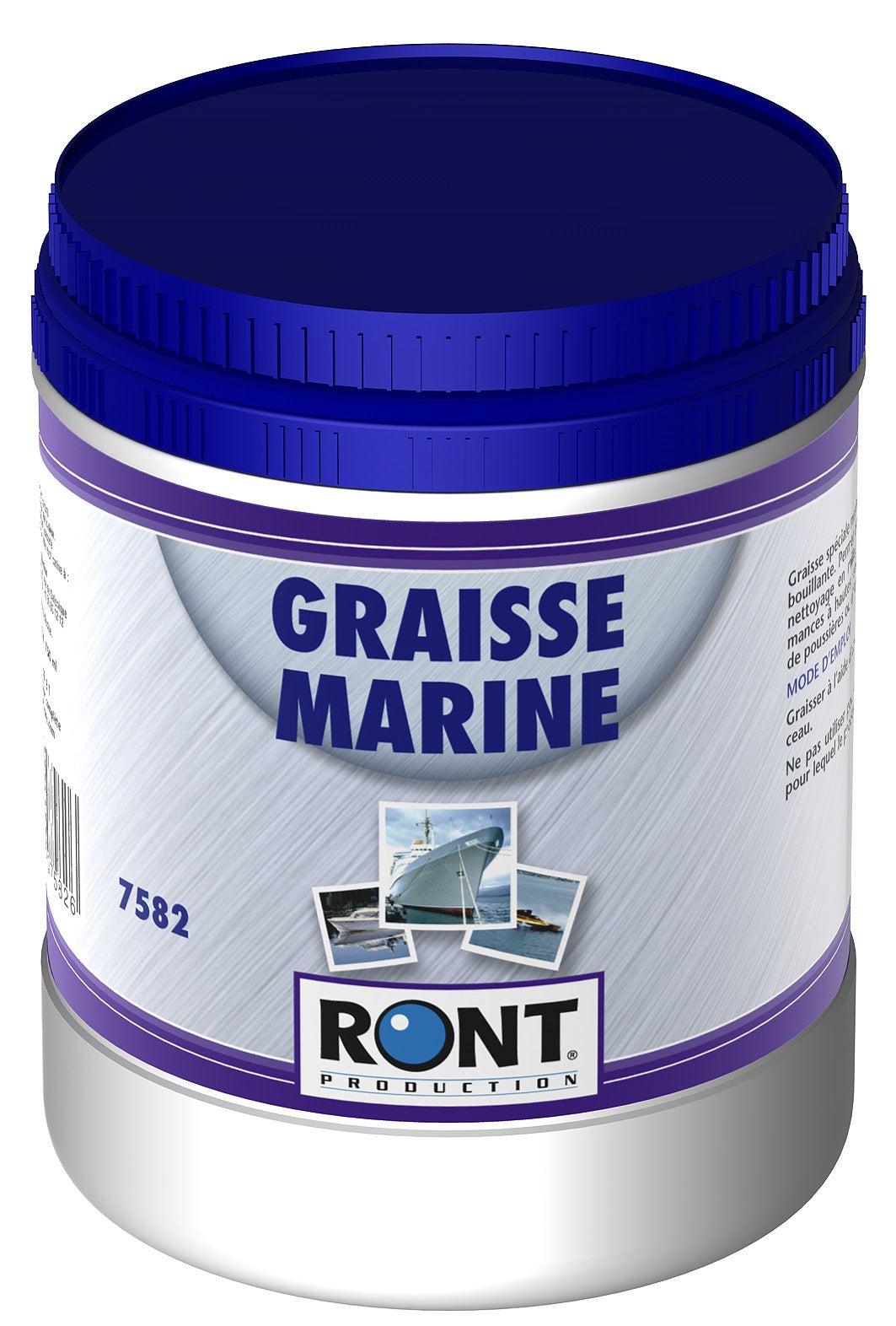 Graisse Marine En Pot 750 G Ront Production