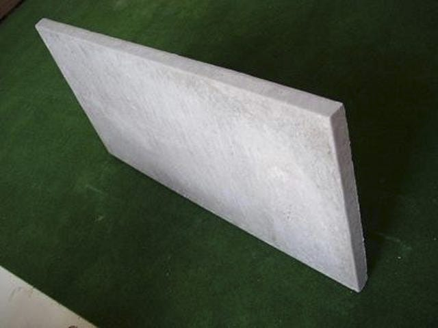 Plaque Pour Cloture Droite En Beton Pleine L 96 X H 50 Cm X Ep 38 Mm Leroy Merlin