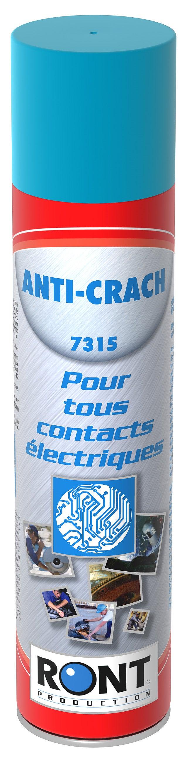 Anticrach Contact En Aérosol 300 Ml Ront Production