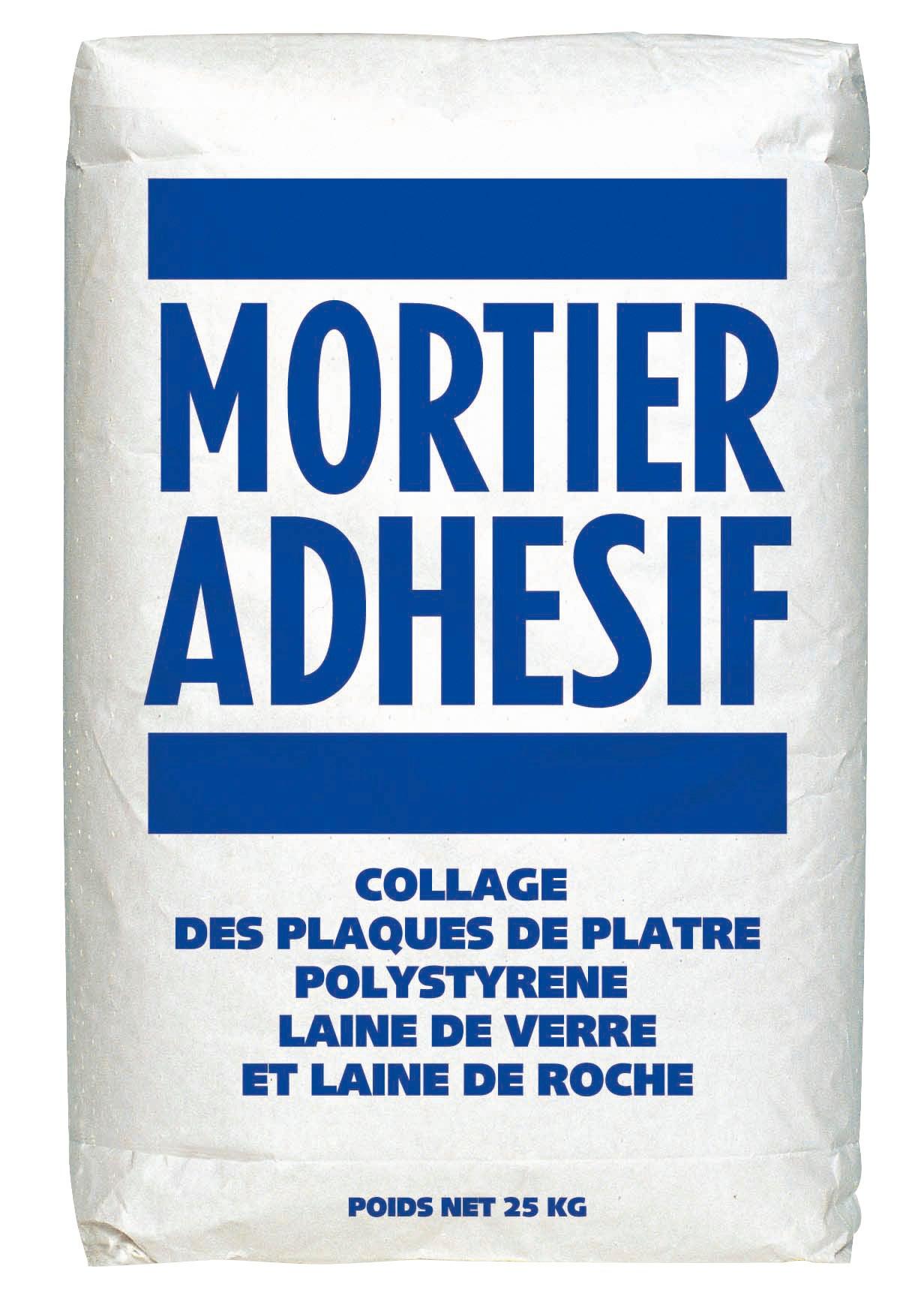 Mortier Adhesif Facilis 25 Kg Leroy Merlin