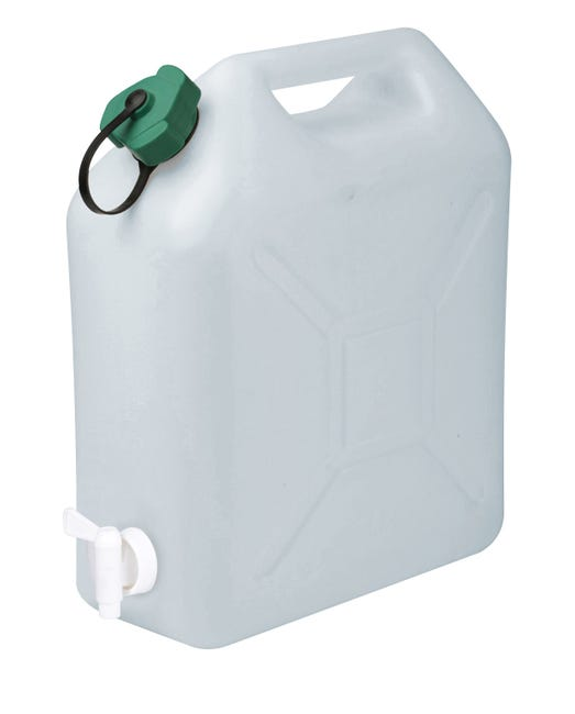 Jerrican Alimentaire En Polyethylene Eda 10 L Leroy Merlin