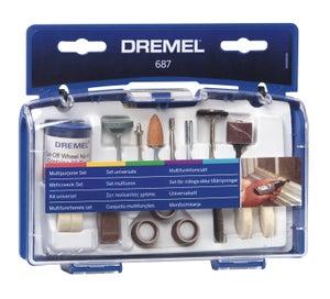 Image : Kit de 52 accessoires pour travaux généraux, DREMEL