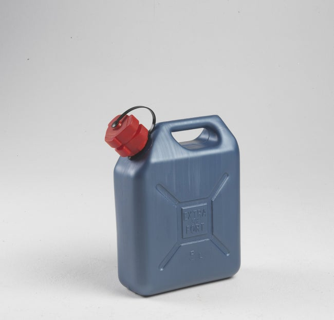 Jerrican En Polyéthylène Eda Bleu 5 L