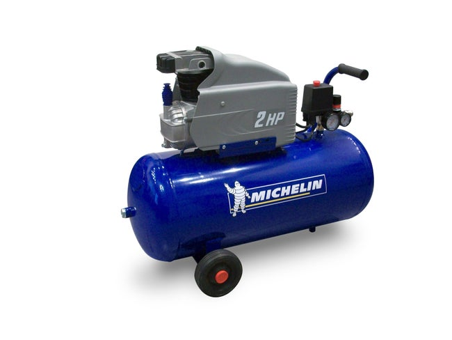 Compresseur D Atelier Michelin 50 L 2 Cv Mb50 230 0 V
