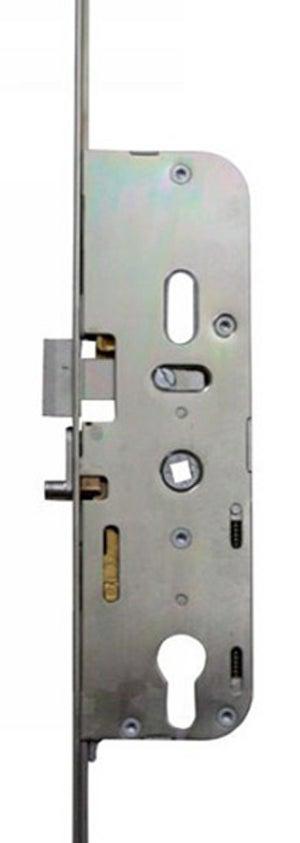 Image : Serrure encastrée multipoint FERCO trimatic, axe 40 mm