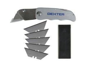 Image : Couteau suisse lame trapèze DEXTER