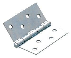 Image : Charnière universelle acier pour meuble, L.100 x l.100 mm