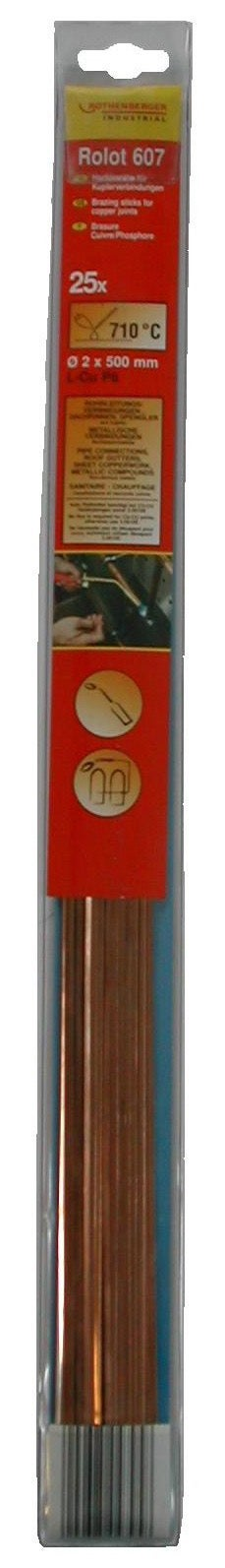 Weller pt-k6 souder burin en forme 310 ° C pour baguette brasure fe50m//TCPS ptk6