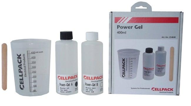 Gel Détanchéité Power Gel 400ml Cellpack