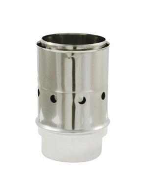 Image : RaccorD poele tubage pour raccordement ISOTIP JONCOUX D 80 15 cm