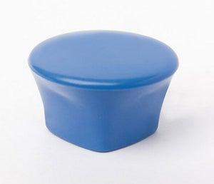 Lot de 8 aimants bleu, Diam.18 mm