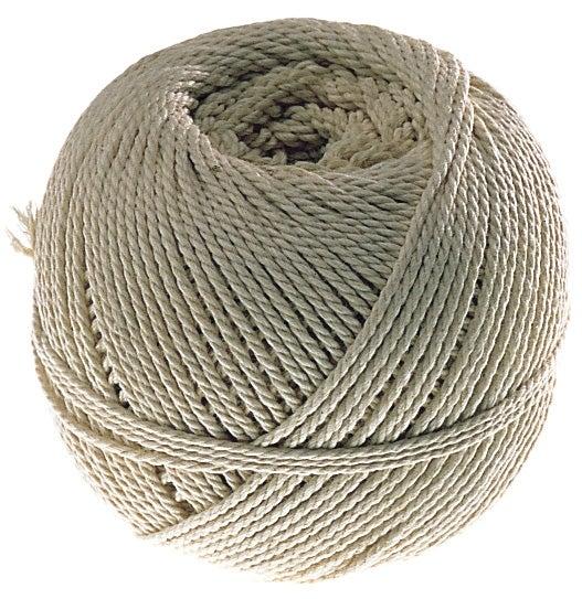 Cordeau Coton Câblé 25 M Diam 25 Mm Nespoli