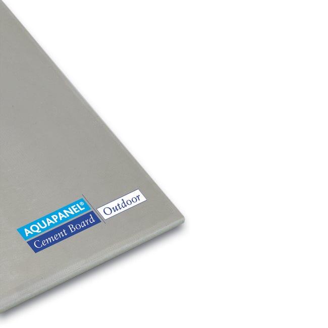 Plaque De Ciment Ba 13 H 250 X L 90 Cm Hydrofuge Ce Knauf Leroy Merlin