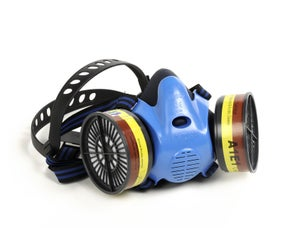 Image : Masque respiratoire avec 2 filtres MICHELIN