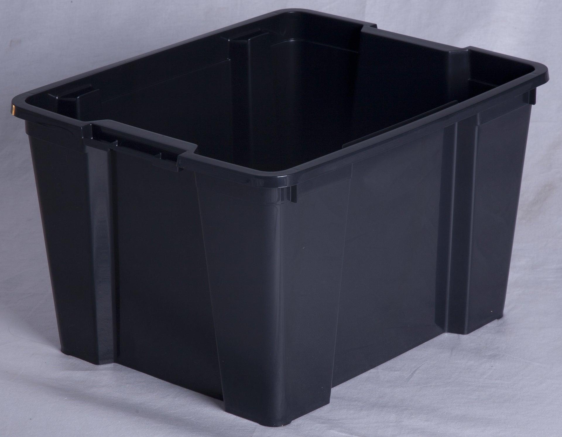 Bac De Manutention Plastique L45 X P35 X H266 Cm