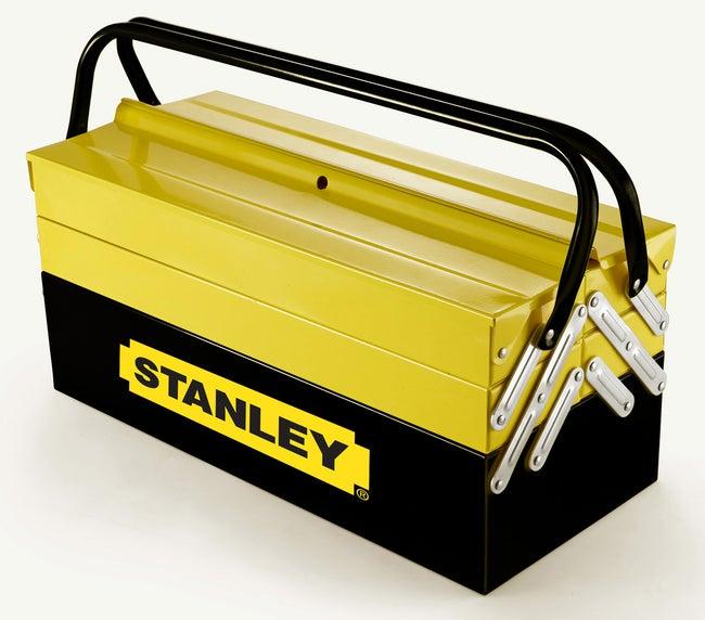 Boîte à Outils Accordéon Stanley L45 Cm