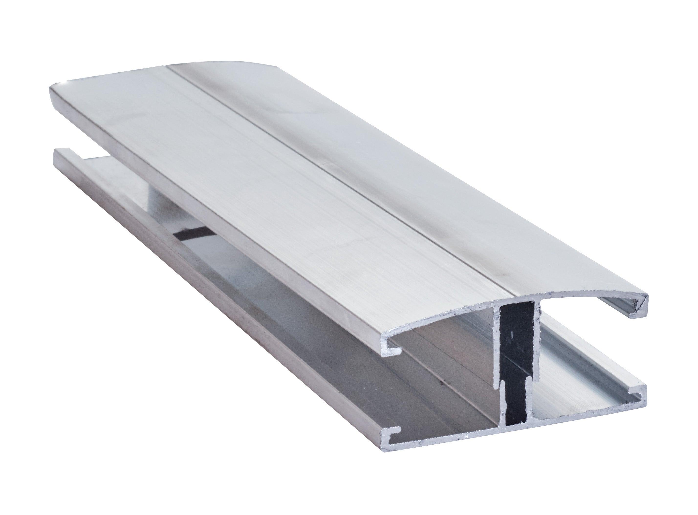 Profil Jonction Pour Plaque Ep 16 32 Mm Aluminium L 3 M Leroy Merlin