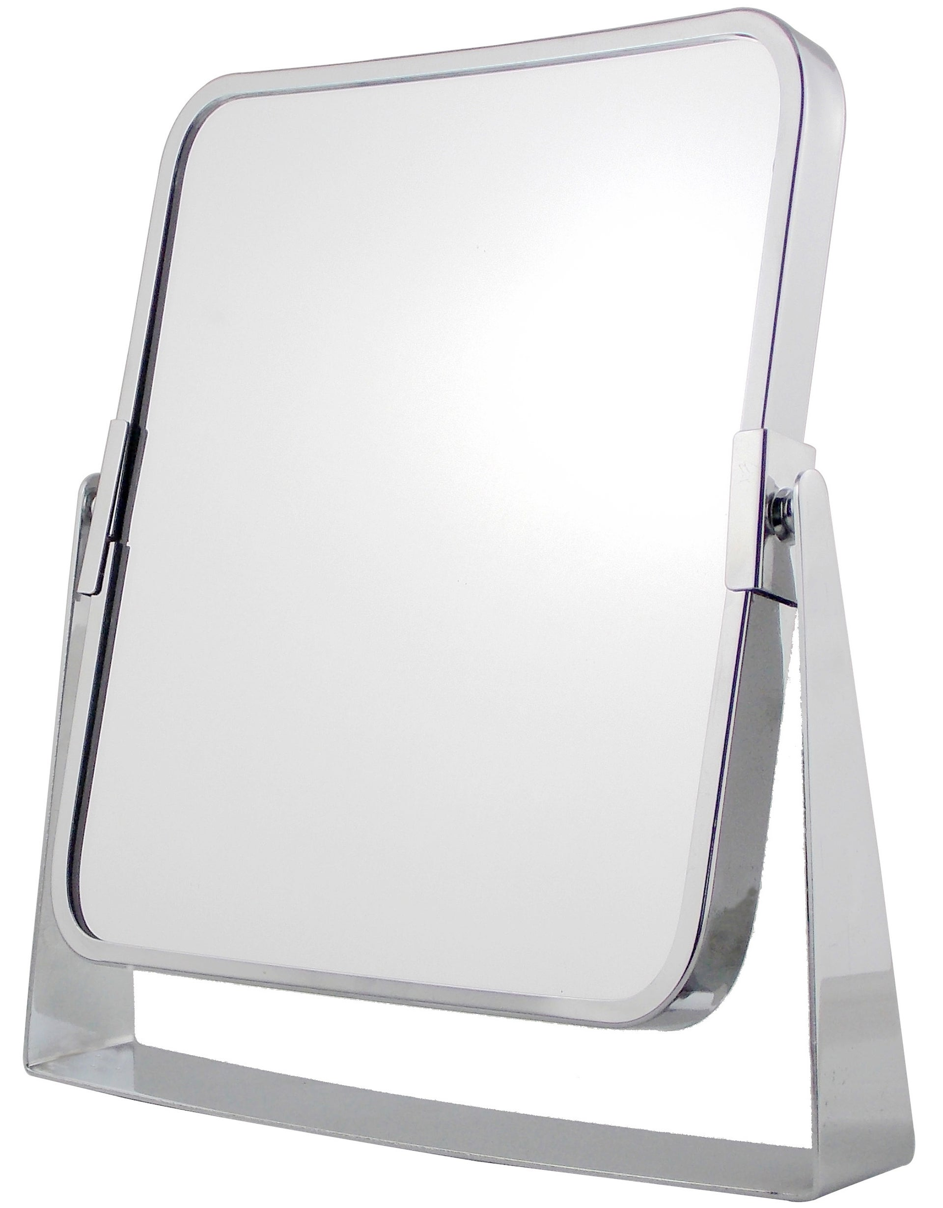 Miroir Grossissant X 2 Rectangulaire A Poser H 15 8 X L 13 X P 3 Cm Alice Leroy Merlin
