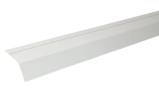 Larmier Blanc L 180 Mm X L 2 M Leroy Merlin
