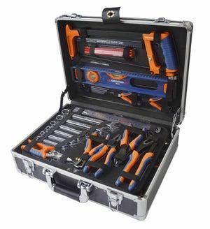 Image : Malette à outils de mécanicien 130 pièces DEXTER