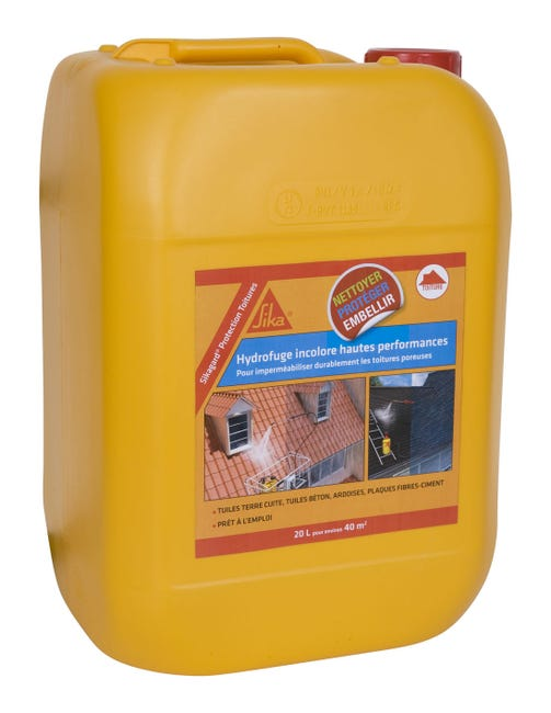 Imperméabilisant SIKA Sikagard 20 l incolore