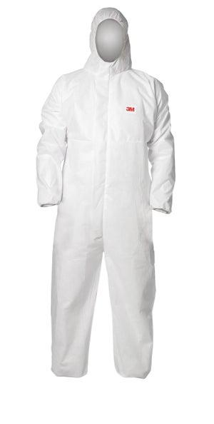 Combinaison de protection 3M 4540 tl, blanc taille L
