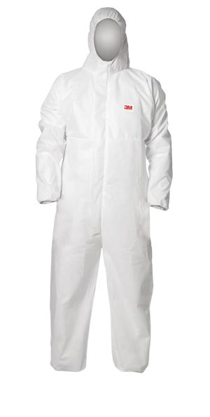 Combinaison de protection 3M 4540 txl, blanc taille XL