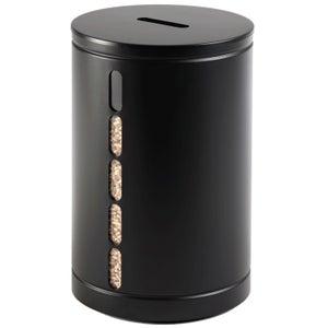 Image : Panier à granulés noir DIXNEUF Octaris l.32 x H.51 cm