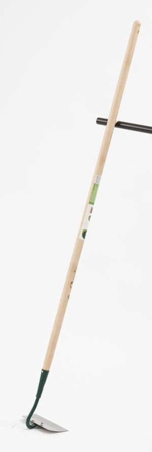 Image : Binette acier GEOLIA manche bois L.130 cm