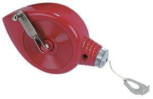 Image : Cordeau à tracer en métal 30 m NESPOLI