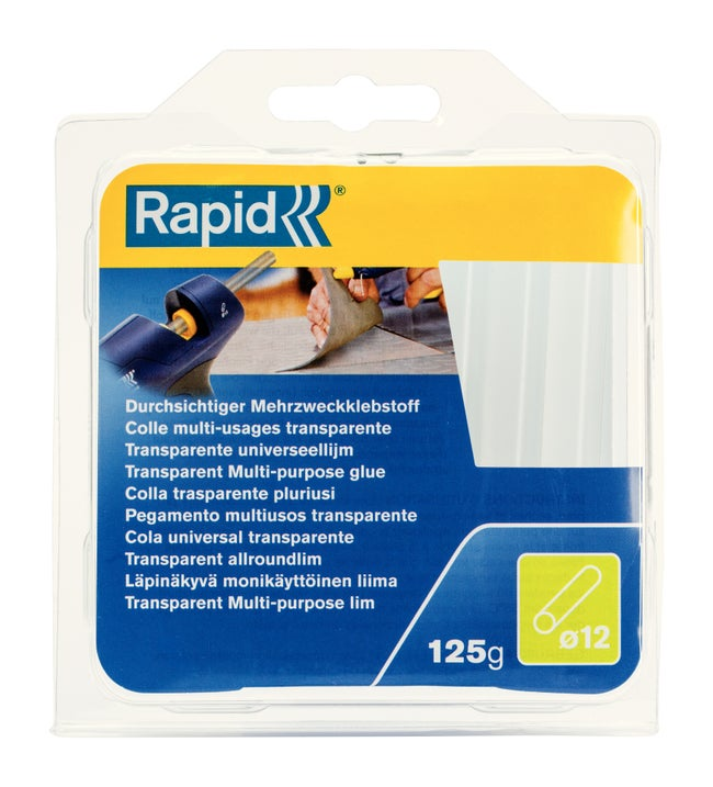Lot De 13 Bâtons De Colle Rapid Lg94