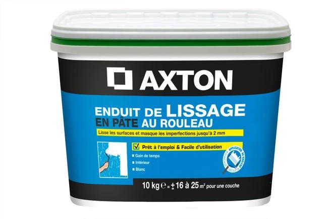 Enduit De Lissage Axton 10 Kg En Pate Pour Mur Interieur Leroy Merlin