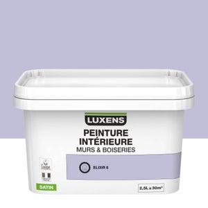 Image : Peinture elixir 6 satin LUXENS 2.5 l