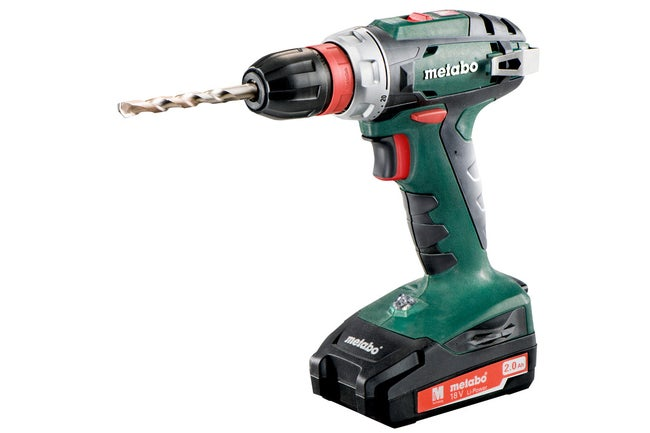 Perceuse Visseuse Sans Fil Metabo 2 Ah Quick 602217510