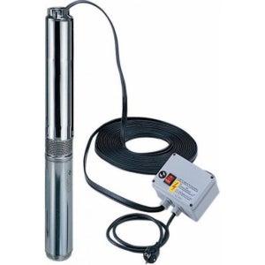 Image : Pompe de forage manuelle FLOTEC Scm 115/92 6900 l/h